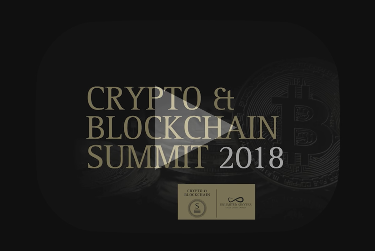 Anthony Alleyne Presents Phore Blockchain at the 2018 Crypto & Blockchain Summit — Video Released
