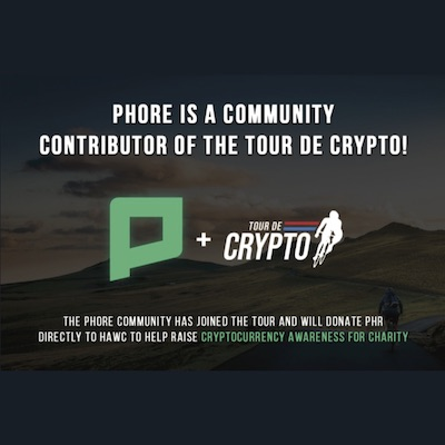 Phore Development Update — November 26, 2018
