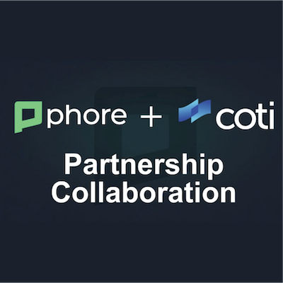 Phore Blockchain Announces Partnership Collaboration with COTI