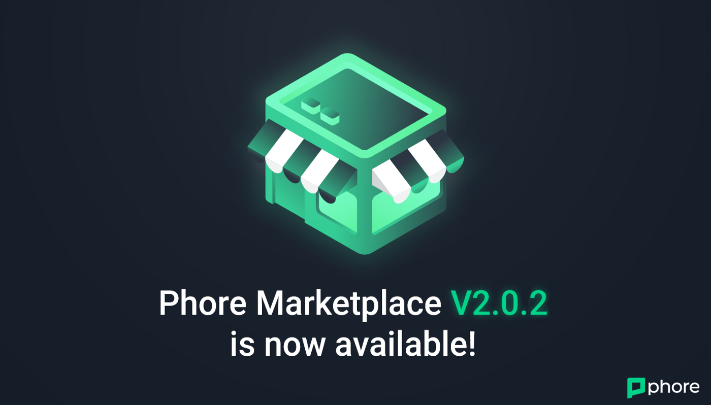 Phore Releases Beta v2.02 of the Phore Decentralized Marketplace