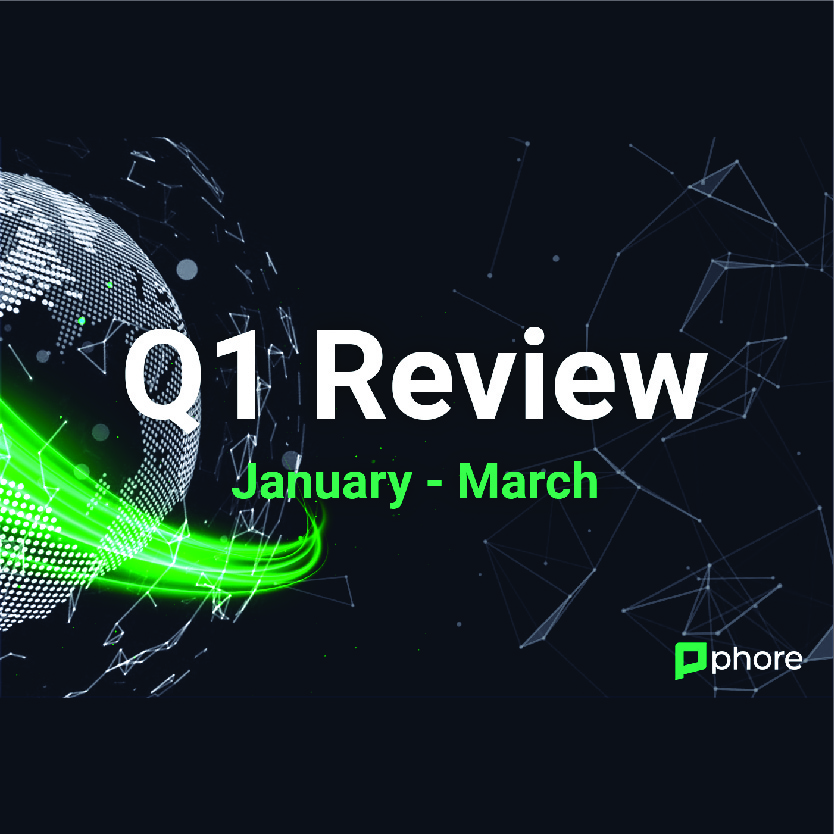 Phore Blockchain: 2020-Q1 in Review