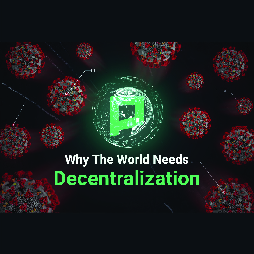 Why The World Needs Decentralization