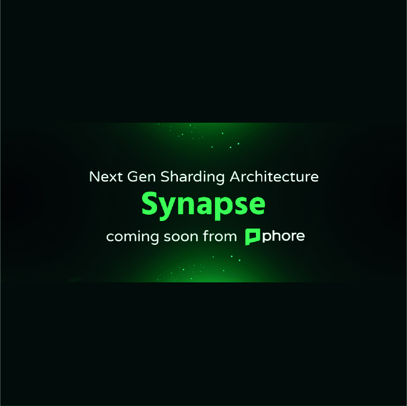 Phore Synapse… The world's most advanced & scalable blockchain architecture!